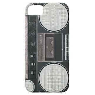 Alte SchuleBoombox iPhone Fall 4 iPhone 5 Covers