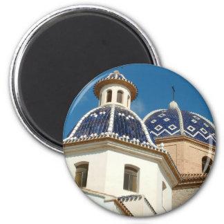 Altea Church magnet