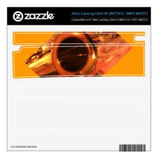 Altec Lansing Orbit M (IMT237) / MP3 (IM237) Orbit M Speaker Skins