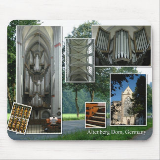 Altenberg Cathedral mousepad