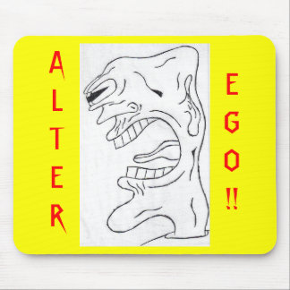 ALTER EGO!! MOUSE PAD