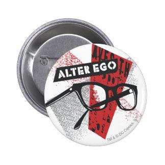 Alter ego pin redondo de 2 pulgadas