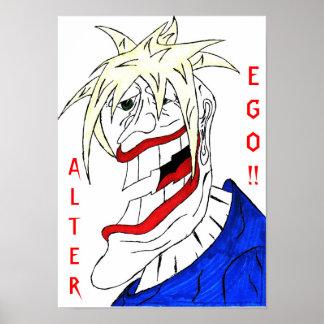 ¡ALTER EGO!! POSTER