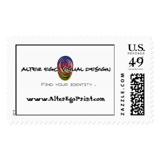 Alter Ego Print Stamp