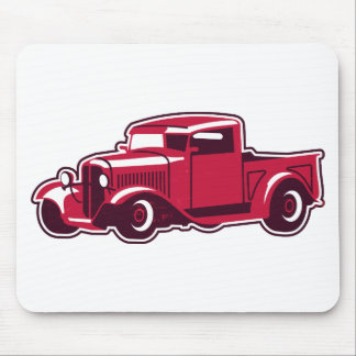 alter Pickup Mouse Pad