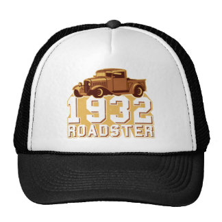 alter Pickup Trucker Hat