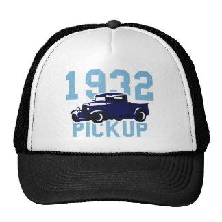 altere la recogida gorras