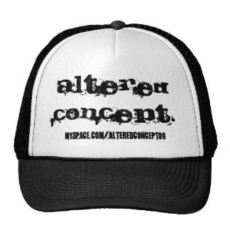 Altered Concept Trucker Hat