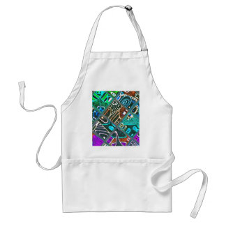 Altered Doodle Adult Apron