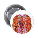 Altered Ego Pinback Button