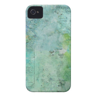 Altered Floral Art iPhone 4 Case-Mate Case