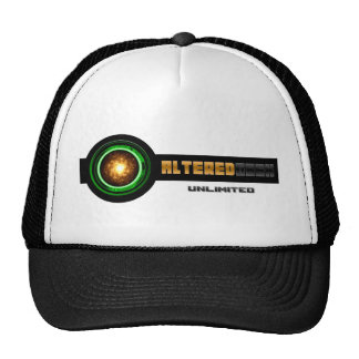 ALTERED GEEK TRUCKER HAT