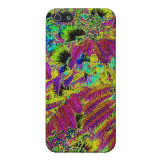 Altered Mimosa Tree iPhone 4 Case