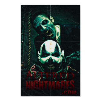 Altered Nightmares 2010 Poster