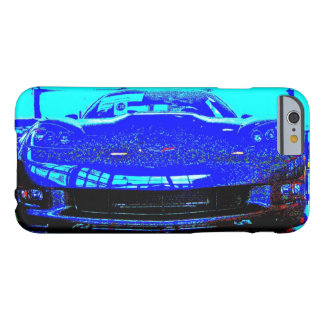 Altered Photo of Corvette Barely There iPhone 6 Case