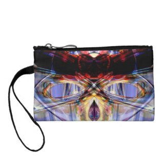 Altered States Abstract Coin Purse