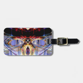 Altered States Abstract Bag Tag