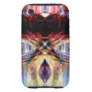 Altered States Abstract iPhone 3 Tough Covers