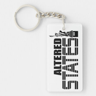 Altered States Liberty Keychain