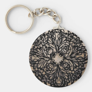 altered tatoo keychain