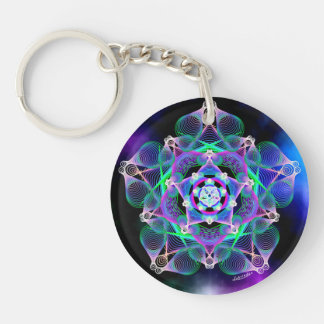Altering States/Eternally Young Keychain