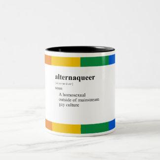 ALTERNAQUEER COFFEE MUGS