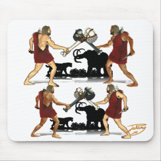 ALTERNATE REALITY MOUSE PAD