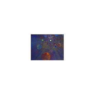 Alternate Universe Abstract Art Photo Cutout