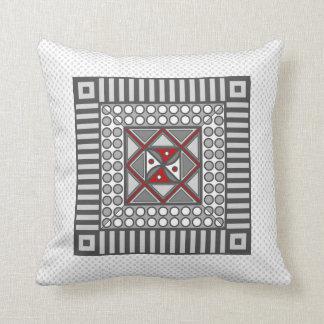 Alternating Geometric Pillow