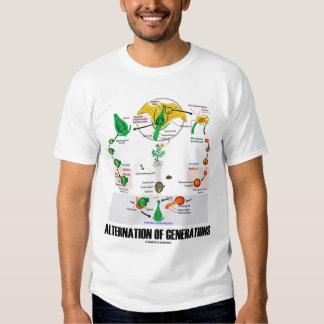 Alternation Of Generations (Flower) Shirt
