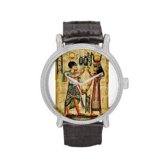 Alternativa de Egipto antiguo 5 Relojes De Mano