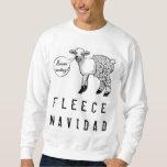 Alternativa fea del suéter del navidad pulover sudadera