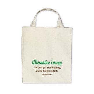 Alternative Energy Tote Bags