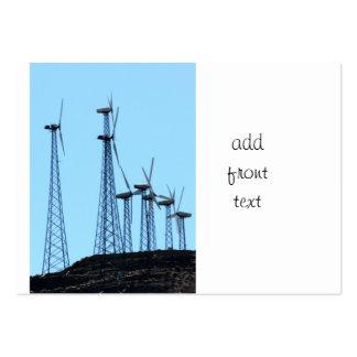 Alternative Energy Business Card Templates