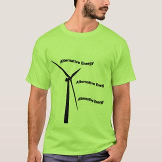 Alternative Energy-go green t-shirt