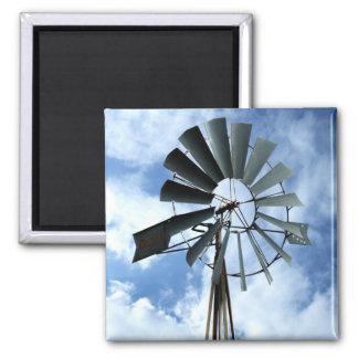 Alternative Energy - Pinwheel Windmill Power Magnet
