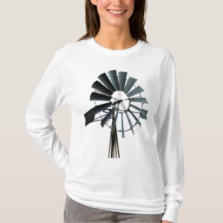 Alternative Energy - Pinwheel Windmill Power T-Shirt