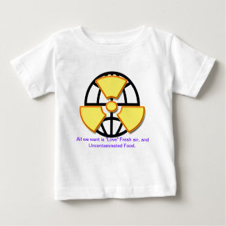 """""""Alternative energy  supplies wanted""""* Baby T-Shirt"""