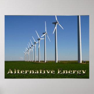 Alternative Energy - The Green Power Poster