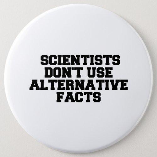 Alternative Facts Button