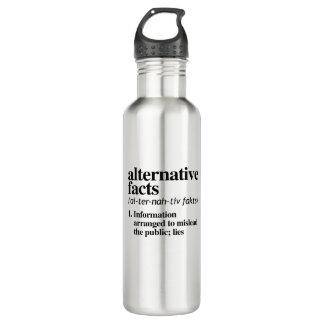 Alternative Facts Definition Water Bottle