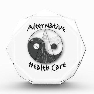 Alternative Health Care Acrylic Award