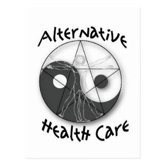 Alternative Health Care Postcard