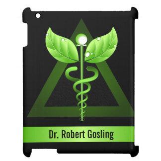 Alternative Medicine Caduceus Savvy iPad Case