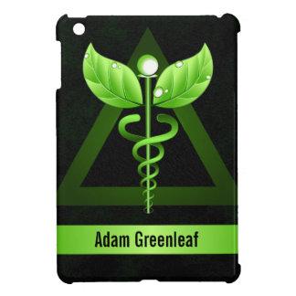 Alternative Medicine Caduceus Savvy iPad Mini Case