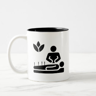 Alternative Medicine Pictogram Mug