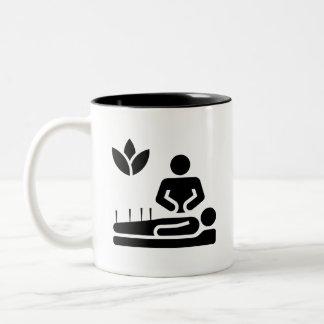 Alternative Medicine Pictogram Mug