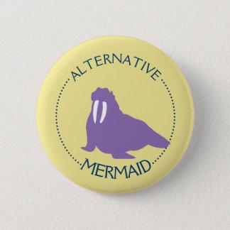 Alternative Mermaid Pinback Button