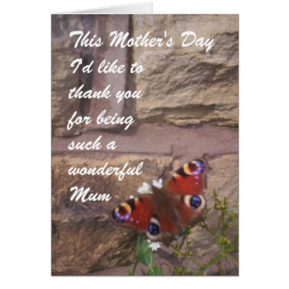 alternative Mother's Day card