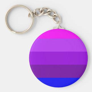 Alternative Transgender Pride Flag Keychain